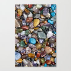 Rock my world Canvas Print