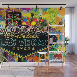 Welcome to Las Vegas Wall Mural