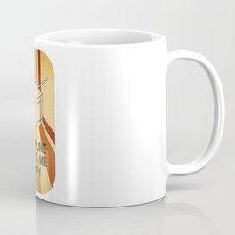 Drumline Drums Drumming Marching Band Drummer Gift Coffee Mug