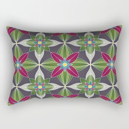Floral decoration Rectangular Pillow