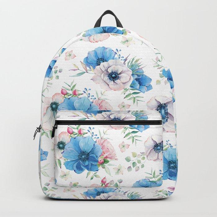 Blue Meadow Backpack