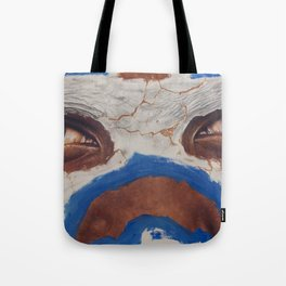 Tribal View Tote Bag