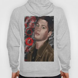 Jensen Ackles (Dean Winchester from Supernatural) Hoody