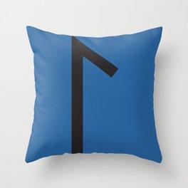Showtasting - Rune 8 Throw Pillow
