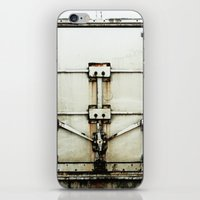 metal iPhone & iPod Skins featuring metal by alina vasile