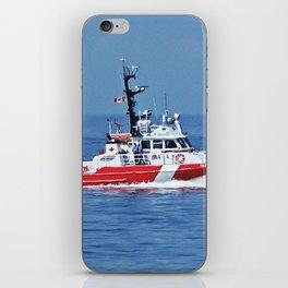 Patrol Boat iPhone Skin