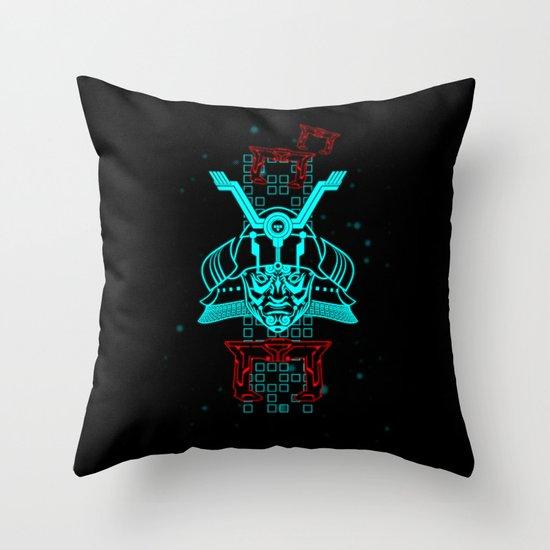 Samutron Throw Pillow