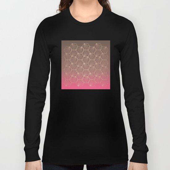 Natural Geometry II Long Sleeve T-shirt