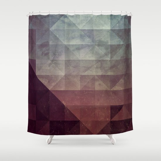 fylk Shower Curtain
