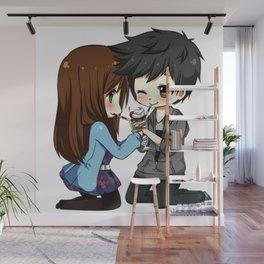 Cute Boyfriends Wall Mural