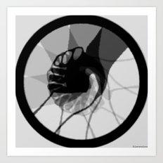 Mankind Art Print