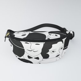 20s Glam Fanny Pack