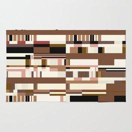 Debussy Little Shepherd (Coffee Colours) Rug