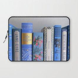 Shelfie in Blue Laptop Sleeve