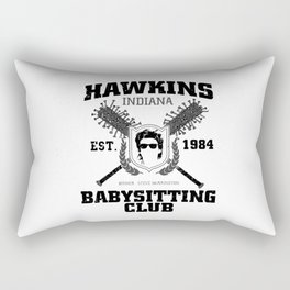 Hawkins Babysitting Club Rectangular Pillow