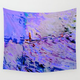 Tarps In A Storm Wall Tapestry