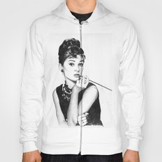 audrey hepburn breakfast at tiffany's Hoody
