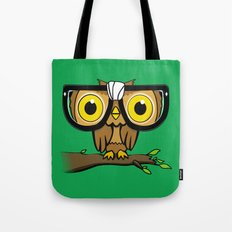 The Little Wise One Tote Bag