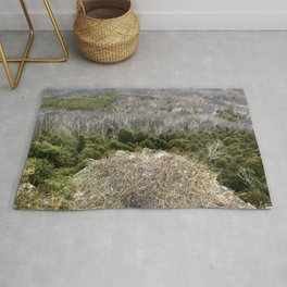 Cliff top Rug