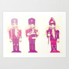 Christmas is here... Art Print
