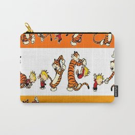 calvin and hobbes Carry-All Pouch