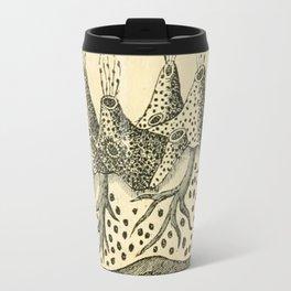 Sponge Anatomy Travel Mug