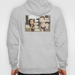 Agron's Smooth Moves (Nagron, Spartacus) Hoody