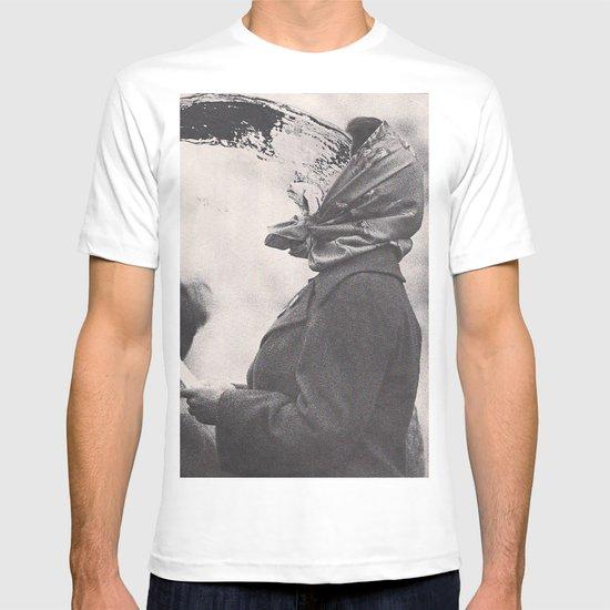 Human Water Fountain T-shirt