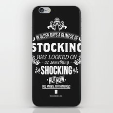In olden days iPhone & iPod Skin