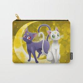 Luna & Artemis (Sailor Moon Crystal edit.) Carry-All Pouch