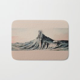 The WAVE #2 Bath Mat