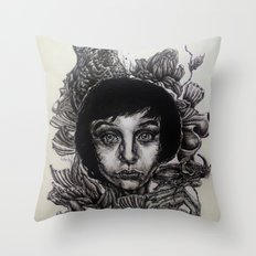 Nature By Davy Wong Throw Pillow