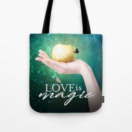 Love is Magic Tote Bag