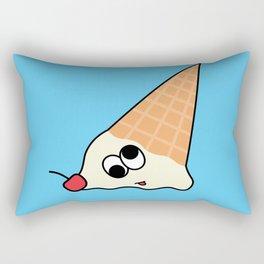 Goofy Foods - Goofy Ice Cream Rectangular Pillow