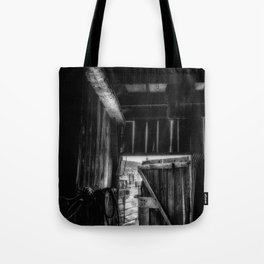Did you Grow Up in a Barn Tote Bag