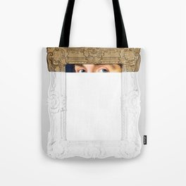 Sight Line Tote Bag