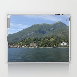 View of Tremezzo and Villa Carlotta on Lake Como, Italy Laptop & iPad Skin