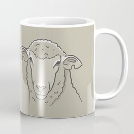 Ewe Are the Worst Coffee Mug