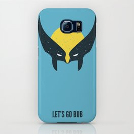Wolverine - Let's Go Bub iPhone Case