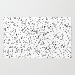 Equation Overload II Rug