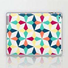 FloralGeometric Laptop & iPad Skin
