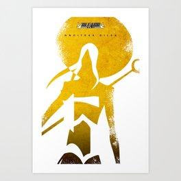 Espada #5 Nnoitora Gilga Art Print