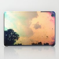dc iPad Cases featuring DC Sky by Ash & Shan