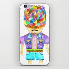 Young Magic iPhone & iPod Skin