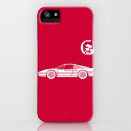 Ferrari 328 GTS iPhone Case