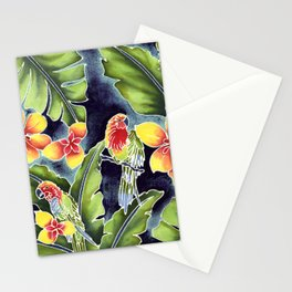 Tiki Talk Stationery Cards