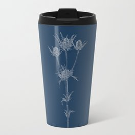 Milk Thistle Blueprint Travel Mug