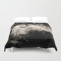ghost Duvet Covers featuring Ghost. by Joe Roberts