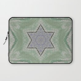 star background texture for brochure and card Laptop Sleeve