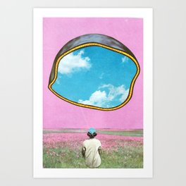 Quattro stagioni - Primavera (collaboration with Flirst) Art Print